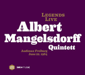Album artwork for ALBERT MANGELSDORFF QUINTETT