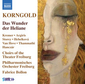 Album artwork for Korngold: Das Wunder der Heliane, Op. 20