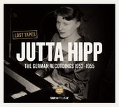 Album artwork for GERMAN RECORDINGS 1952-1955
