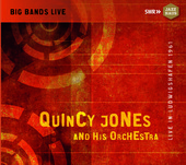 Album artwork for Quincy Jones and his Orchestra
