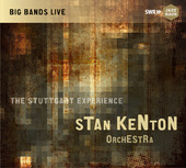 Album artwork for STUTTGART EXPERIENCE / Stan Kenton Orchestra