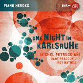 Album artwork for One Night in Karlsruhe (Live) / Michel Petrucciani
