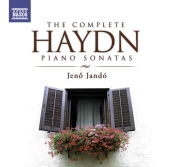 Album artwork for HAYDN - THE COMPLETE PIANO SONATAS