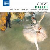 Album artwork for Great Ballet - 10 CD set