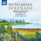 Album artwork for Hungarian Serenade
