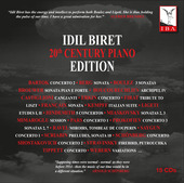 Album artwork for Idil Biret Chopin Edition
