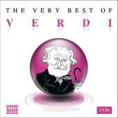 Album artwork for THE VERY BEST OF VERDI