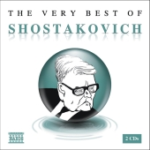 Album artwork for THE VERY BEST OF SHOSTAKOVICH
