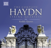 Album artwork for Haydn: Complete String Quartets / Kodaly Quartet