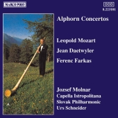 Album artwork for ALPHORN CONCERTOS