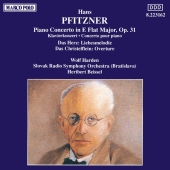 Album artwork for PIANO CONCERTO, OP. 21