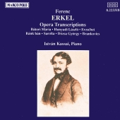 Album artwork for OPERA TRANSCRIPTIONS