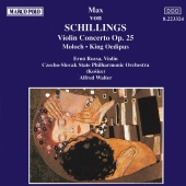 Album artwork for VIOLIN CONCERTO OP. 25