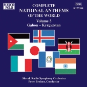 Album artwork for NATIONAL ANTHEMS OF THE WORLD, VOL. 3