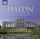 Album artwork for HAYDN - THE COMPLETE SYMPHONIES