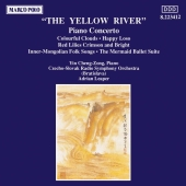 Album artwork for YELLOW RIVER PIANO CONCERTO