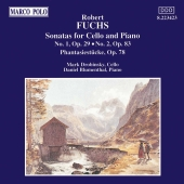 Album artwork for SONATAS FOR CELLO AND PIANO