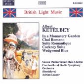 Album artwork for BRITISH LIGHT MUSIC