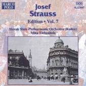 Album artwork for STRAUSS: JOSEF STRAUSS EDITION, VOL.7
