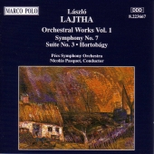 Album artwork for ORCHESTRAL WORKS, VOL. 1