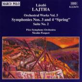 Album artwork for Lajtha: Orchestral Works Vol.5