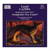 Album artwork for Lajtha: ORCHESTRAL WORKS, VOL. 7