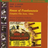 Album artwork for HOUSE OF FRANKENSTEIN