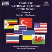 Album artwork for NATIONAL ANTHEMS, VOLUME 6