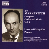 Album artwork for COMPLETE ORCHESTRAL MUSIC, VOL. 4