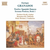 Album artwork for TWELVE SPANISH DANCES