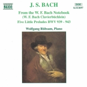 Album artwork for From the W.F. Bach Notebook