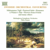 Album artwork for SWEDISH ORCHESTRAL FAVOURITES