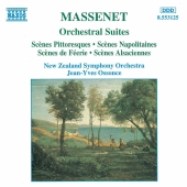 Album artwork for Massenet: Orchestral Suites 4-7 / Ossonce, New Zea