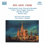 Album artwork for RED ARMY CHOIR