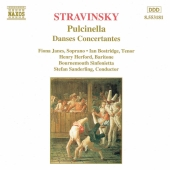 Album artwork for STRAVINSKY. PULCINELLA