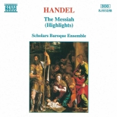 Album artwork for HANDEL: HIGHLIGHTS FROM THE MESSIAH