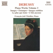 Album artwork for Debussy - Piano Works Vol. 3