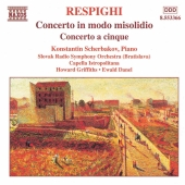 Album artwork for CONCERTO IN MODO MISOLIDIO, CONCERTO A CINQUE