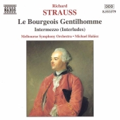 Album artwork for Richard Strauss: Bourgeois Gentilhomme