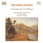 Album artwork for Mendelssohn: Concerto for Pianos