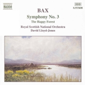 Album artwork for Bax: Symphony No. 3 / The Happy Forest