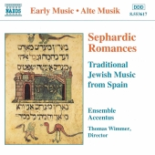 Album artwork for SEPHARDIC ROMANCES