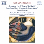 Album artwork for SYMPHONIES 3 & 4