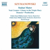 Album artwork for STABAT MATER .VENI CREATOR