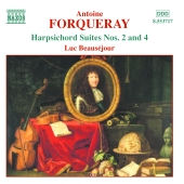 Album artwork for HARPSICHORD SUITES NOS.2 & 4