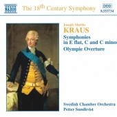 Album artwork for KRAUS : SYMPHONIES