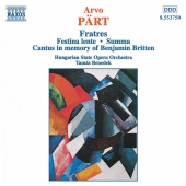 Album artwork for PART - FRATRES