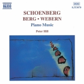 Album artwork for Schoenberg / Berg / Webern: Piano Music