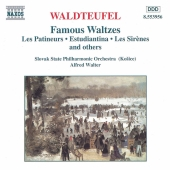 Album artwork for FAMOUS WALTZES