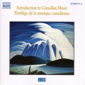 Album artwork for INTRODUCTION TO CANADIAN MUSIC